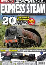 Modern Locomotives Illustrated issue Hornby Magazine Locomotive Manual: Volume 1