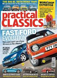 Practical Classics issue September 2018
