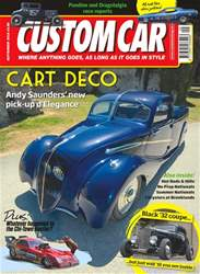 Custom Car issue September 2018