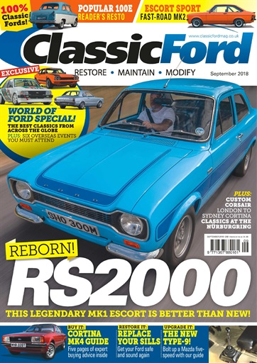 Classic Ford Preview