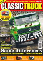 Classic Truck issue September 2018