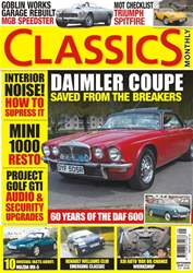 Classics Monthly issue September 2018