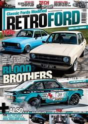 Retro Ford issue September 2018