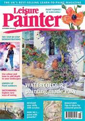 Leisure Painter issue Sep-18
