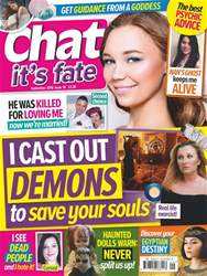 Chat Its Fate issue September 2018