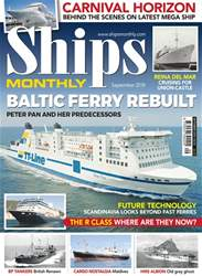 Ships Monthly issue September 2018