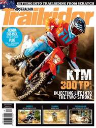 Trailrider issue Issue#82 August