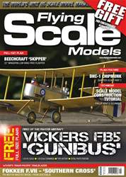 Flying Scale Models issue September 2018