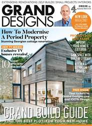Grand Designs issue September 2018