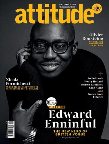 Attitude issue September 2018