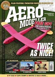 AeroModeller issue 058 September 2018