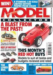 Model Collector issue Sep-18