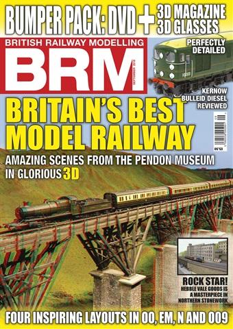 British Railway Modelling issue September 2018