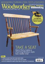The Woodworker Magazine issue Oct-18