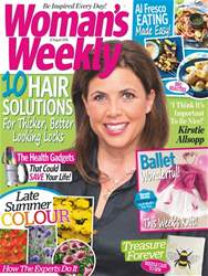 Womans Weekly issue 21st August 2018