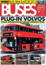 Buses Magazine issue   September 2018
