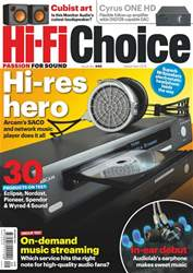 Hi-Fi Choice issue Sep-18