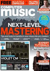 Computer Music issue October 2018