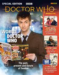 DWM Special 50 - The World of Doctor Who issue DWM Special 50 - The World of Doctor Who