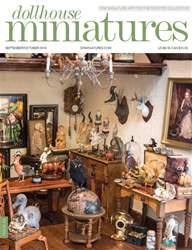 Dollhouse Miniatures issue Issue 65