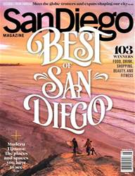 San Diego Magazine issue Best of San Diego