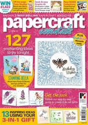 Papercraft Essentials issue Issue 163