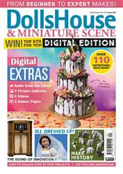 Dolls House and Miniature Scene issue September 2018 (292)