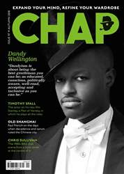 Chap issue Autumn 2018