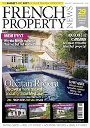 French Property News issue SEP 18