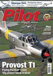 Pilot issue SEP 18