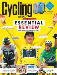 Cycling Weekly issue 9th August 2018