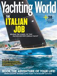 Yachting World issue September 2018