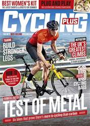 Cycling Plus issue September 2018