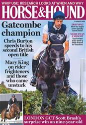 Horse & Hound issue 9th August 2018