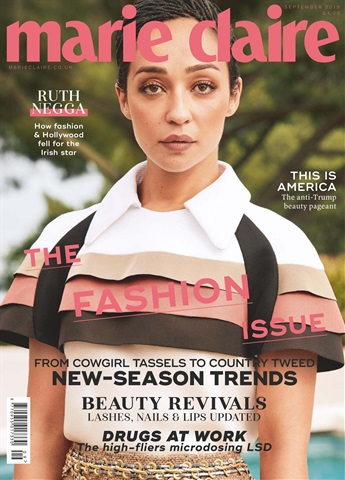Marie Claire issue September 2018