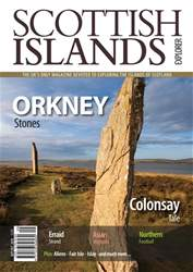 Scottish Islands Explorer issue Sept - Oct 2018