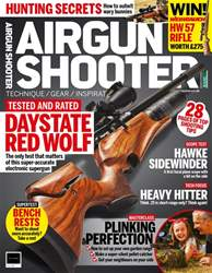 Airgun Shooter issue September 2018