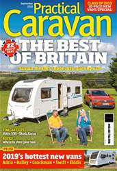 Practical Caravan issue September 2018