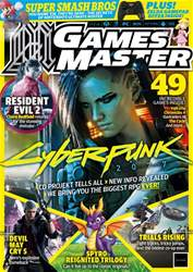 GamesMaster issue September 2018