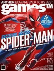 games (TM) issue Issue 203