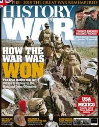 History of War issue Issue 58