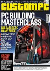 Custom PC UK issue October 2018
