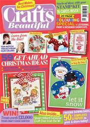 Crafts Beautiful issue Oct-18