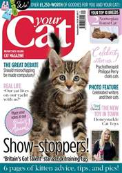 Your Cat issue Your Cat Magazine September 2018