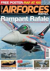AirForces Monthly issue   September 2018