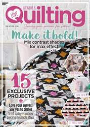 Love Patchwork & Quilting issue Issue 64