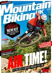 Mountain Biking UK issue August 2018