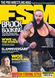 Fighting Spirit Magazine issue Issue 161