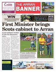 Arran Banner issue 11 August 2018