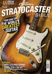 Guitar Classics Magazine Cover